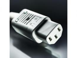 适于定制布线和多相区分可重新接线式IEC连接器