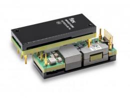 可提供高达1100W功率的BMR492系列数字1/8砖DC/DC转换器