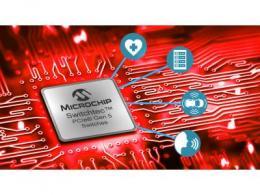 Microchip发布世界首款PCI Express® 5.0交换机,加速机器学习和超大规模计算 基础设施发展