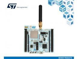 贸泽电子开售ST STM32WL Nucleo-64开发板  支持全球第一款LoRa Soc