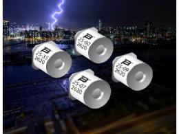 Bourns新一代GDT提供最先进的性能表现 标准浪涌电流额定值将大幅提高40%