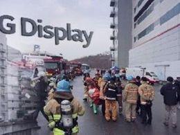 供应商证词:LGD坡州P8工厂化学物质泄露疑人为事故