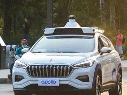 全球无人车头部三强格局明确,百度自动驾驶估值400亿美金
