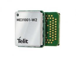 用于智能电表的蜂窝解决方案: 儒卓力提供Telit 450 MHz通信模块