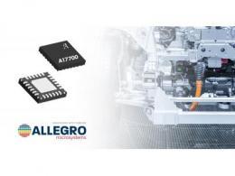 Allegro推出用于电阻性桥式压力传感器的高精度、高输出灵活度传感器接口IC