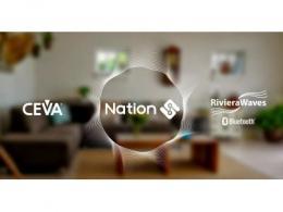 CEVA低功耗蓝牙IP助力国民技术最新低功耗蓝牙5 IC产品