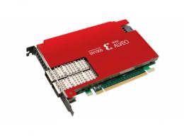 Xilinx 推出软件定义、硬件加速型 Alveo SmartNIC,掀起现代数据中心革命