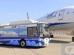 自动驾驶机场摆渡大巴!比亚迪助力日本全日空打造智能化机场