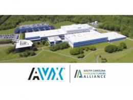 AVX加入南卡罗来纳州制造商联盟