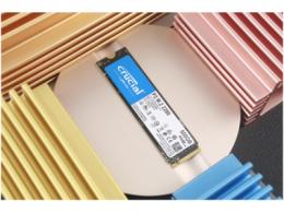 96层TLC+群联主控|新一代英睿达P2 500GB实测