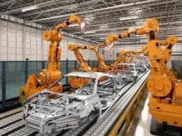 工业机器人控制系统架构介绍