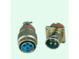 圆形电连接器