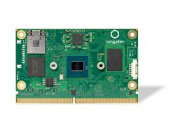 采用NXP i.MX 8M Plus处理器的康佳特SMARC 2.1模块