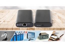 Microchip 发布首款 IEEE® 802.3bt 以太网供电 USB Type-C®电源和数据适配器