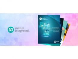 贸泽电子与Maxim Integrated联手发布新电子书