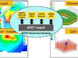 HFSS应用案例: 电子桌面环境下HFSS与Icepak双向电热耦合仿真