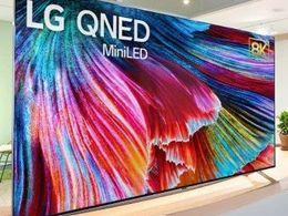 Mini LED | LG首款Mini LED电视QNED系列于下月发售