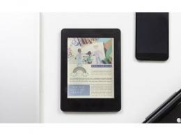 元太科技发布最新一代彩色印刷电子纸技术 E Ink Kaleido™ Plus 精进色彩显示效果 放大显示面板尺寸