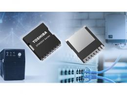 东芝推出采用TOLL封装的650V超级结功率MOSFET,有助于提高大电流设备的效率