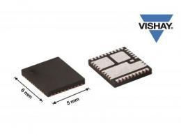 Vishay推出的新款高能效和高精度智能功率模块可支持新一代微处理器