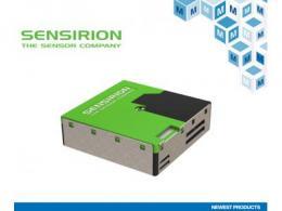 贸泽电子库存全套Sensirion 环境传感器