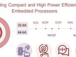 盘点国内MCU级RISC-V内核IP厂商