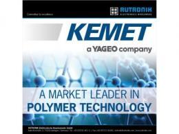 儒卓力和基美电子签署全球合作伙伴关系协议,拓展聚合物技术专业厂商特许经营