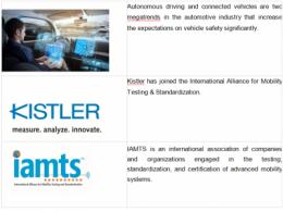 奇石乐加入国际移动测试与标准化联盟