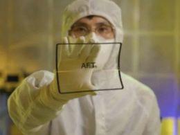 UTG|韩AFT开发出折叠手机UTG耐冲击和刮擦的叠层PDR技术