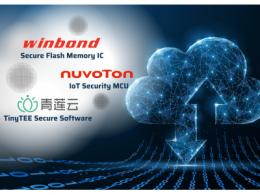 保障物联网OTA固件安全  华邦与合作伙伴推出云到端解决方案