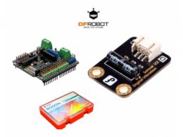 e络盟新增DFRobot系列单板机和电子开发工具套件