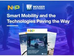 贸泽电子与NXP携手推出全新智能运输解决方案电子书