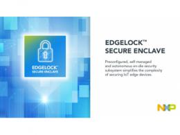 恩智浦创新的EdgeLock™安全区域可简化保护数十亿台物联网设备的复杂性