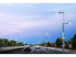 指引方向的照明灯  街灯为互联智慧城市提供了一个理想平台,双模式物联网连通性推动顺利过渡
