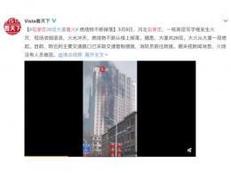 百米大厦瞬时浓烟滚滚,消防员们该如何保障人身安全呢?