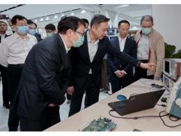国家科技部黄卫副部长调研考察芯耀辉科技
