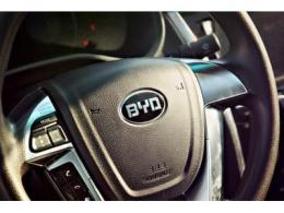 比亚迪:公司后续车型将逐步使用刀片电池