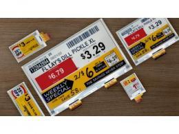 元太科技发布E Ink SpectraTM 3100四色电子纸技术,拓展电子价签应用
