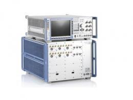 罗德与施瓦茨5G NR协议一致性IMS测试用例通过GCF验证
