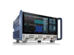 罗德与施瓦茨推出频率高达67 GHz的新款ZNA矢量网络分析仪