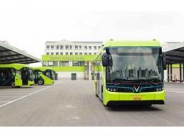 VinBus正式运营越南第一辆智能电动巴士