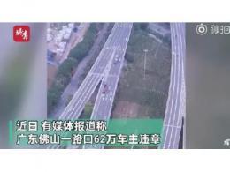 高速路口3分钟违章27人,盘点高速上那些功能各异的摄像头