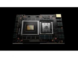 NVIDIA 宣布推出适用于巨型AI 和高性能计算工作负载的 CPU