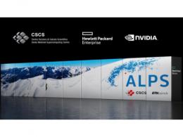 瑞士国家超级计算中心、慧与和 NVIDIA 宣布打造世界上性能最强的 AI 超级计算机