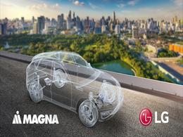 LG-麦格纳合资公司即将赢得苹果电动车项目