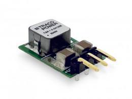 Traco:TSR 1.5E 系列 — 高性价比的 1.5A POL 开关调节器 开放式设计