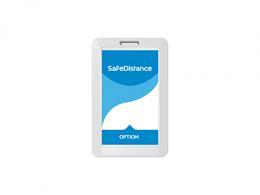 Digi-Key Electronics 与 Option 和 GetWireless合作为员工部署安全距离保持解决方案