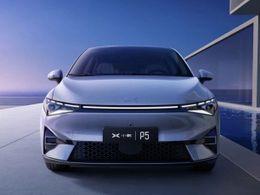 小鹏P5:紧凑车型却拥有高端智能