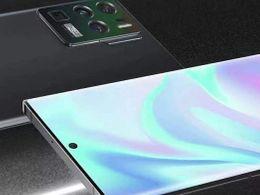 中兴Axon30系列发布!主打「多主摄」号称「2021年业界最强影像系统」