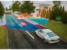 全方位的安全感:大陆集团展示360度覆盖车身周围环境的新长距雷达传感器